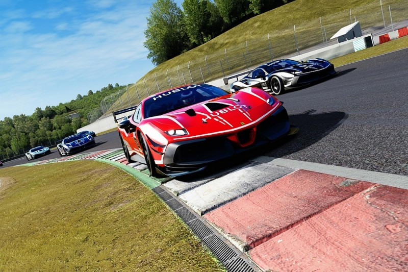 Ferrari Launches Its Own Esports Competition