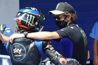"""Rossi reacts to post-Andalusian GP """"disaster"""" for VR46 riders"""