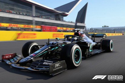 Codemasters adds black Mercedes livery to F1 2020 game in patch