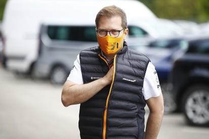 """Loophole over free 2021 updates """"not logical"""", says McLaren F1 boss Seidl"""