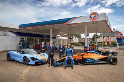 McLaren reunites with Gulf Oil in new partnership deal covering F1