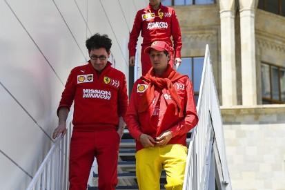 Ferrari chairman Elkann doesn't expect F1 wins until 2022