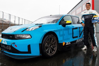 Cyan Racing announces Priaulx replacement for Lynk & Co WTCR seat