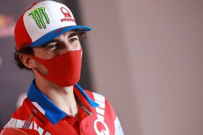 "Andalusian GP made Pramac's Bagnaia a ""fully-fledged MotoGP rider"""