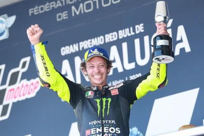 "Andalusia MotoGP: Rossi overcomes Yamaha ""politics"" in podium return"