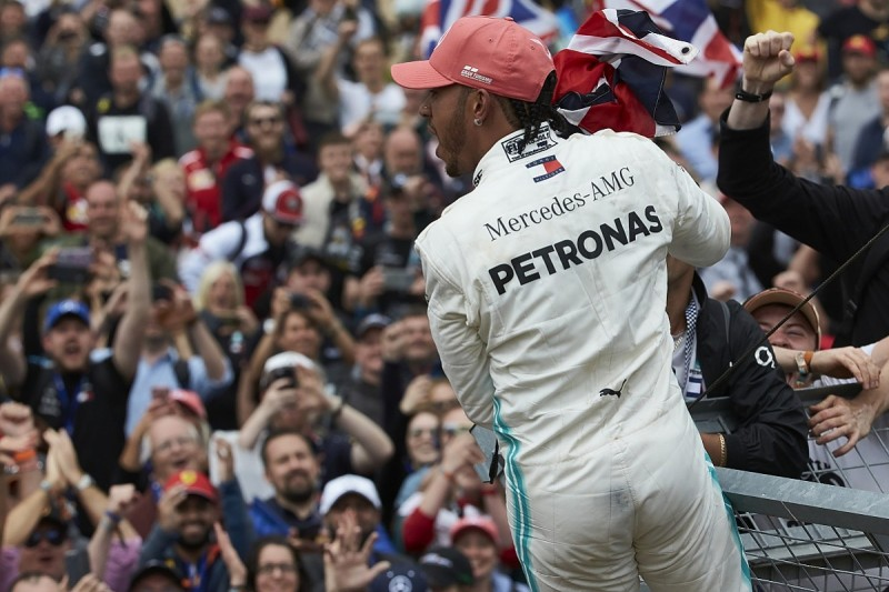 Hamilton, Silverstone, police reinforce calls for F1 fans to avoid British GP