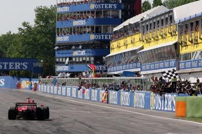Imola F1 return to run over two-day weekend; Algarve, Nurburgring confirmed