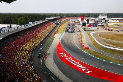 Hockenheim no longer in the running to host F1 race in 2020
