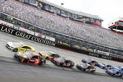 NASCAR to keep race-only schedule for rest of 2020 season