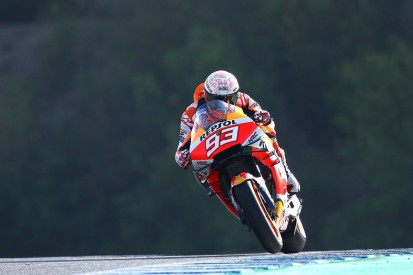 Injured Marquez evaluating shock MotoGP return at Andalusian Grand Prix