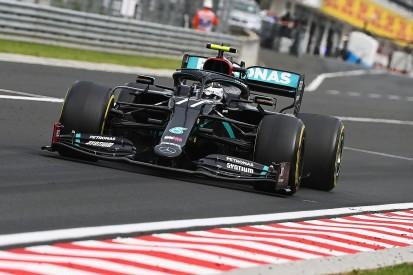 Bottas' F1 Hungarian GP jump start was within FIA tolerance