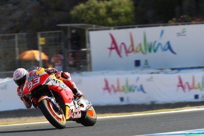 Honda not replacing injured Marquez for second Spanish MotoGP race