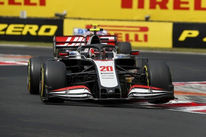 F1 Hungarian GP: Haas points finish threatened by formation lap infraction