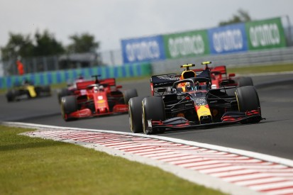 F1 Hungarian GP: Red Bull summoned by stewards for drying Albon's grid slot
