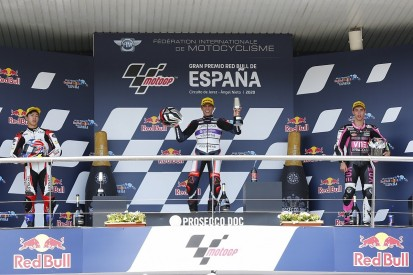 Moto3 Spain: Arenas prevails in thrilling Jerez encounter