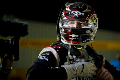 IndyCar Iowa: Newgarden wins second race from pole