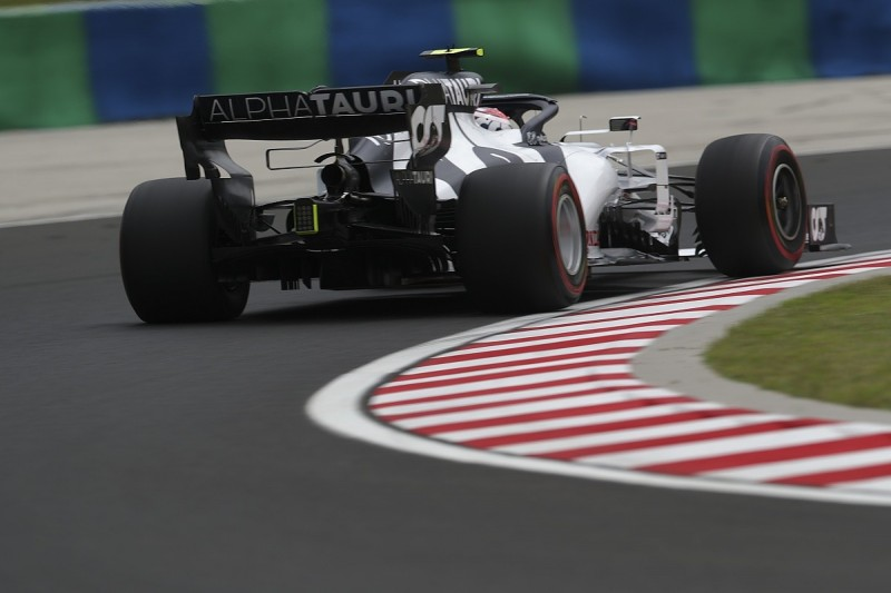 """F1 Hungarian GP: Honda to change Gasly's power unit to """"avoid further risk"""""""