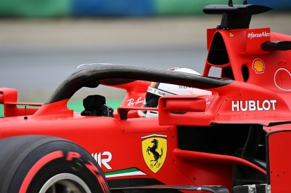 """Ferrari """"much better"""" in Hungary compared to rivals, says Vettel"""