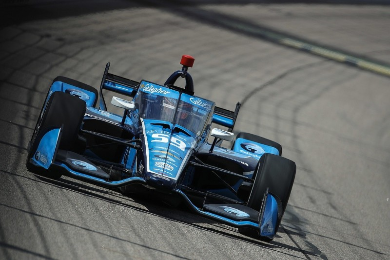 IndyCar Iowa: Daly scores his and Carlin's maiden pole for Race 1