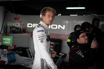 Hartley parts ways with Dragon FE team after just five races