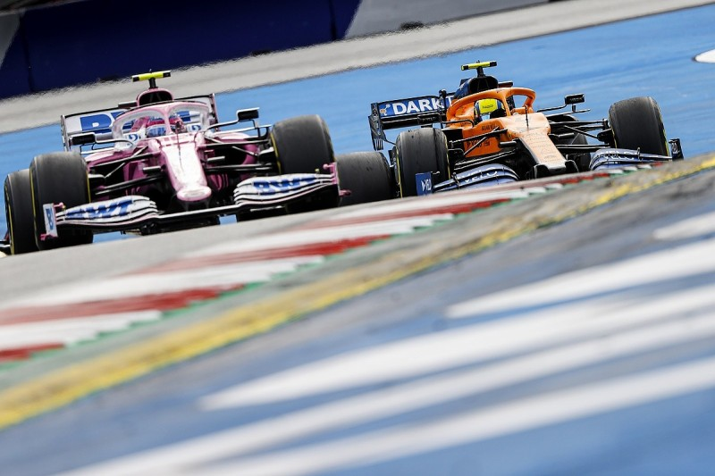 """Seidl: F1 risks becoming """"copying championship"""" with Racing Point model"""