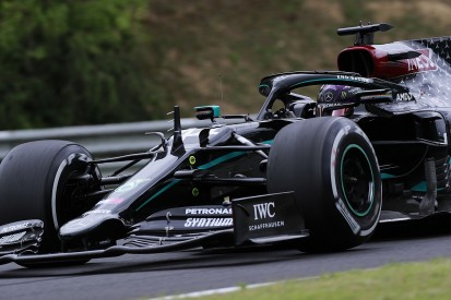 Hamilton leads Mercedes 1-2 in opening Hungary F1 practice