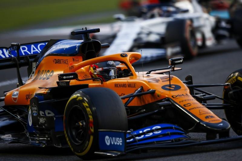 """""""Für 2022 gut formiert"""": Carlos Sainz rechnet mit McLaren-Durchbruch"""