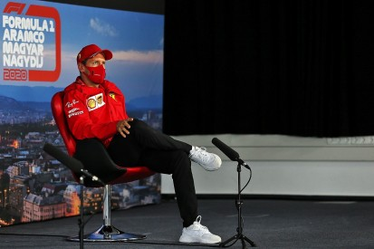 """Vettel admits """"loose talks"""" with Racing Point over 2021 F1 drive"""
