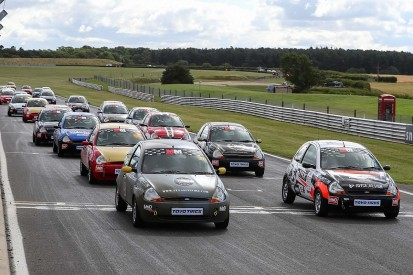 The contrasting fortunes organisers face as UK motorsport returns