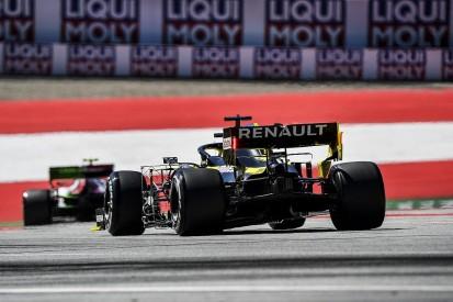 New Renault F1 car better in dirty air than in 2019 - Ricciardo