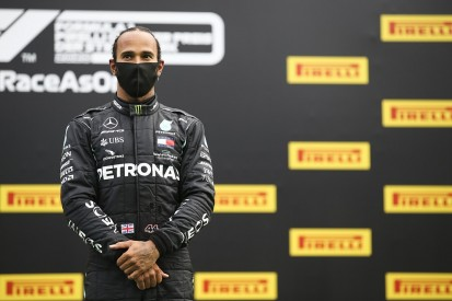 """Hamilton wants F1 to be """"creative"""" with double-headers"""