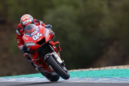 Dovizioso passed fit to race in Spanish MotoGP after collarbone break