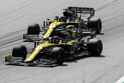 "Ricciardo/Ocon team orders swap in F1 Styrian GP ""was coming"""
