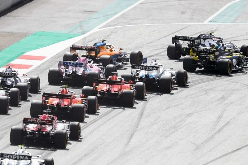 2020 F1 Hungarian Grand Prix session timings and preview