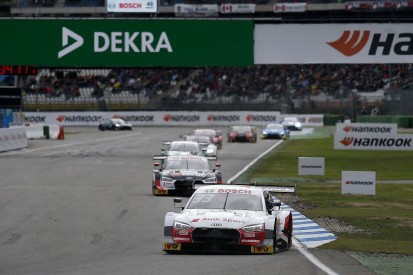 Audi could stay in DTM with GT3 rules