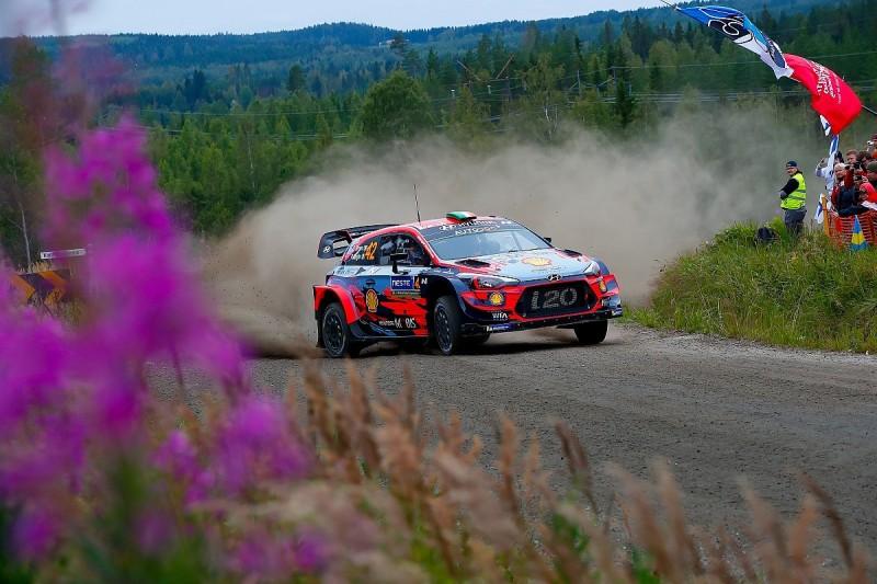 WRC changes starting order rules for season return on shortened Rally Estonia