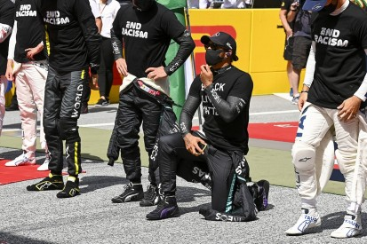 "Hamilton calls on F1 teams to be ""accountable"" in fight against racism"