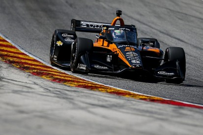 O'Ward grabs shock maiden IndyCar pole for second Road America race