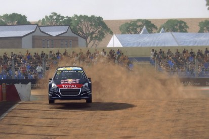 Hansen claims World RX Esports title as Van Gisbergen wins South African event