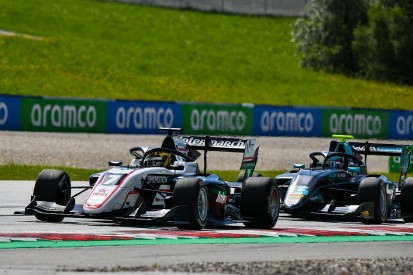 Styria F3: Pourchaire wins after Hughes and Lawson tangle