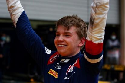Red Bull Ring F2: Shwartzman wins after Tsunoda suffers radio issue