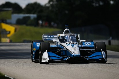 Newgarden beats Harvey to pole for IndyCar Road America opener
