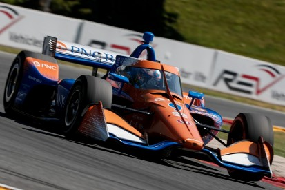 Road America IndyCar: Dixon maintains unbeaten start, pitstop woe for Newgarden