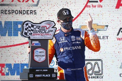 """Dixon expects rivals to copy """"aggressive"""" undercut strategy in second Road America race"""