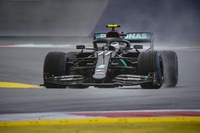 Brake issue led to Bottas' 1.4s gap to F1 Styrian GP poleman Hamilton