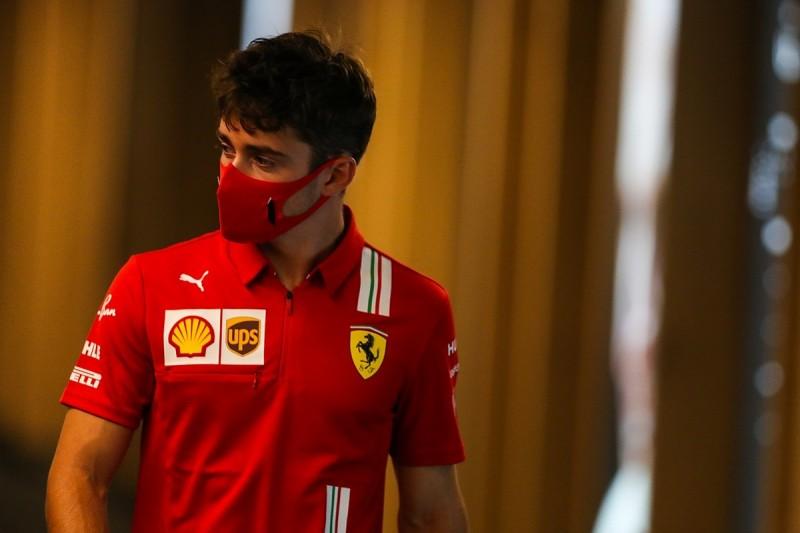 "Ferrari F1 drivers know they were ""wrong"" to break FIA COVID protocols"