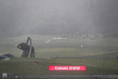 F1 bracing for qualifying delays as storm hits Red Bull Ring