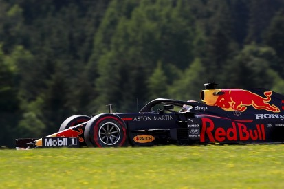 Styrian GP: Verstappen leads second F1 practice, Ricciardo crashes out