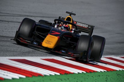 Tsunoda captures maiden F2 pole at second Red Bull Ring round