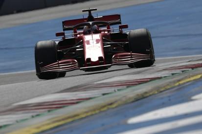 "Vettel: Ferrari felt like ""a different car"" after Styrian GP updates"